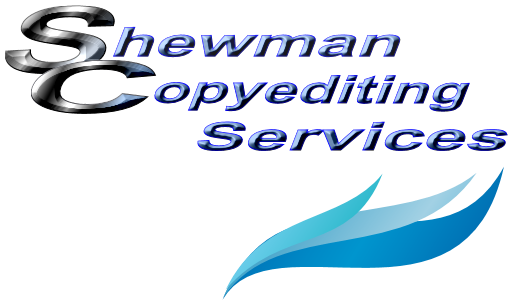 Shewman Copyediting Services